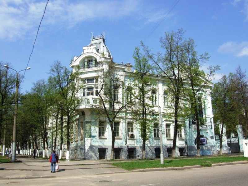 Museum of Ivanovo Chintz
